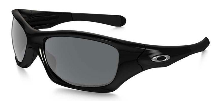 917c728fb66 Oakley Pit Bull™ Asia Fit Polished Black   Black Iridium Polarized – OO9161- 06